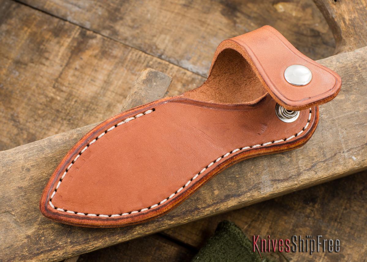 Sharpshooter Sheaths: Sabot Sheath - Left-Hand - Horizontal Leather Carry - Fits Bravo-1 primary image