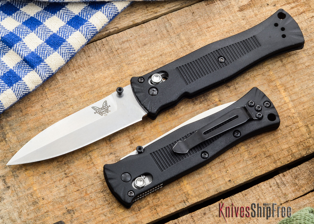 Benchmade Knives: 530 Pardue - Axis Lock - Spear Point primary image