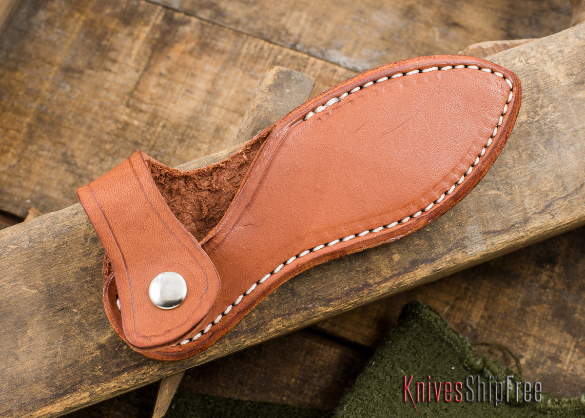 Sharpshooter Sheaths: Sabot Sheath - Right-Hand - Horizontal Leather Carry - Fits Bravo-1 primary image