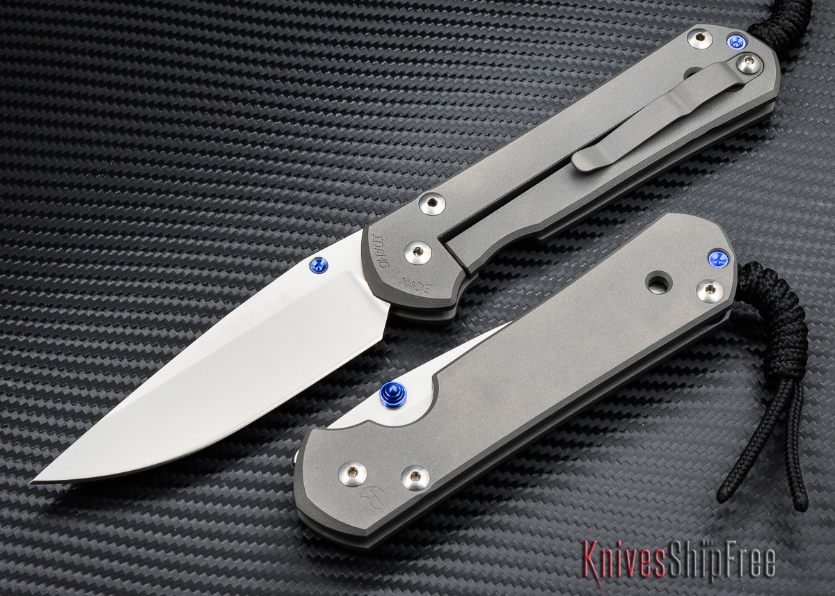 Chris Reeve Knives: Large Sebenza 21 - Left Handed primary image