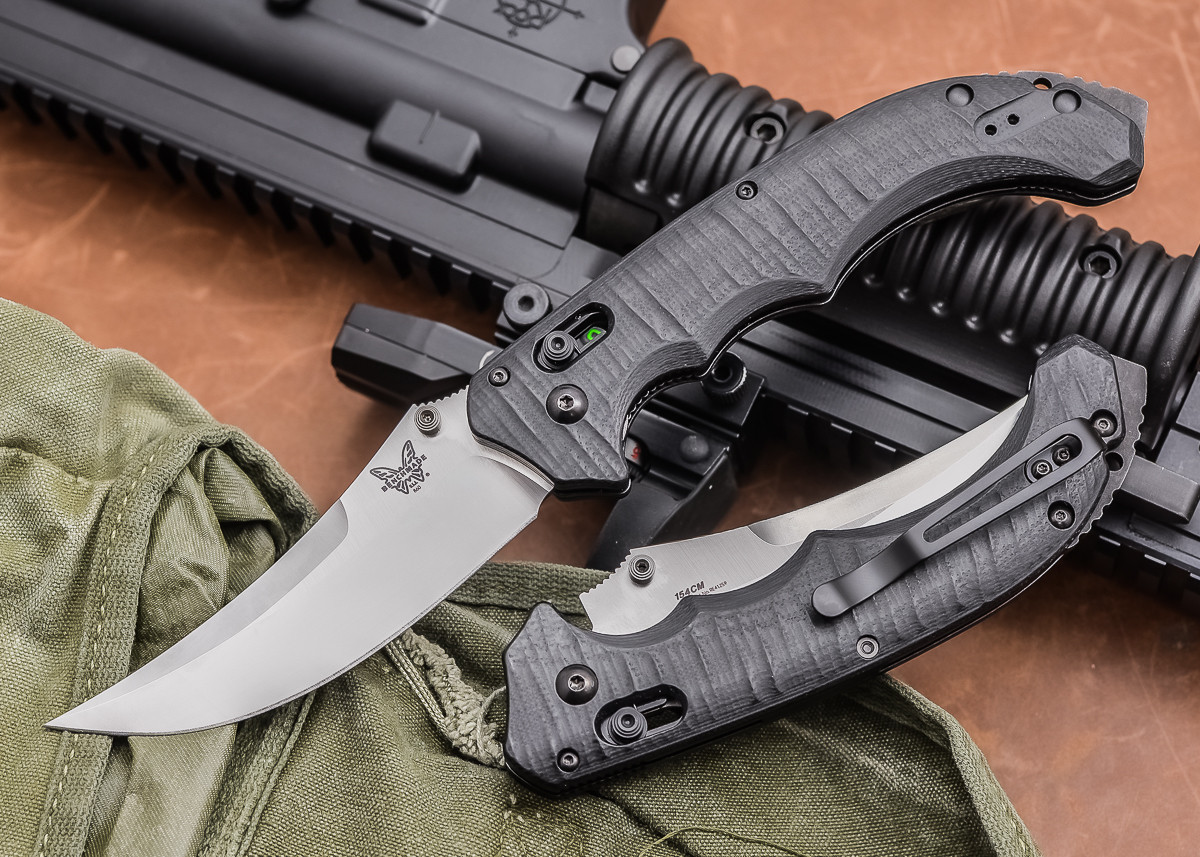 Benchmade Knives: 860 Bedlam primary image