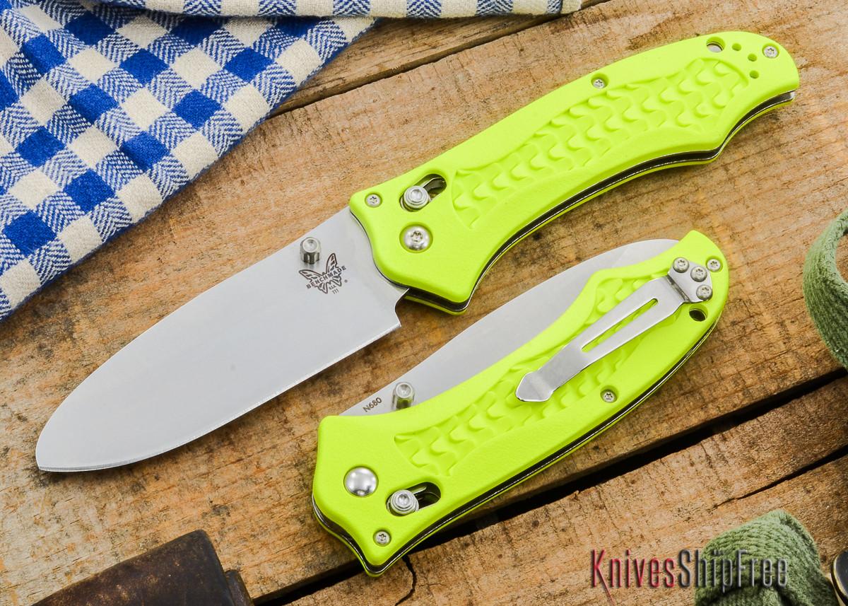 Benchmade Knives: 111H2O-YEL - Bullhead primary image