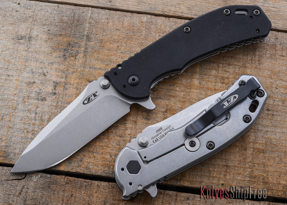 Zero Tolerance: ZT0566 - ZT Hinderer primary image