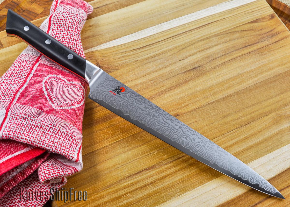 "MIYABI: Fusion Morimoto Edition - 9"" Slicing Knife primary image"