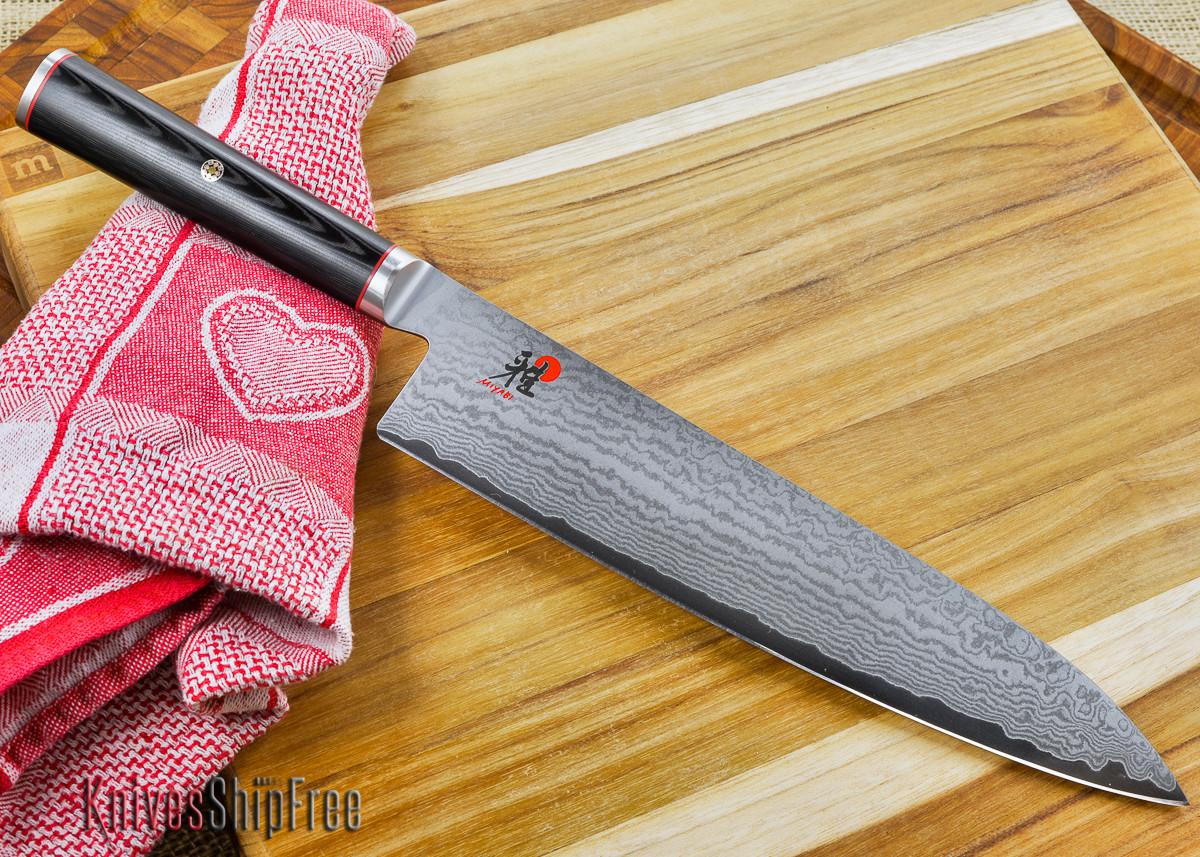 """MIYABI: Kaizen - 9.5"""" Chef's Knife primary image"""