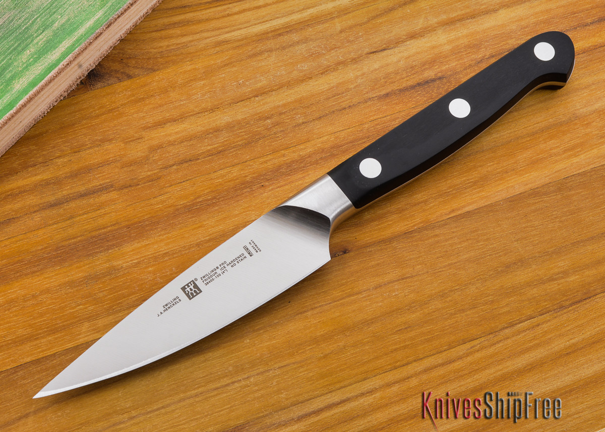 """Henckels ZWILLING Pro - 4"""" Paring Knife primary image"""