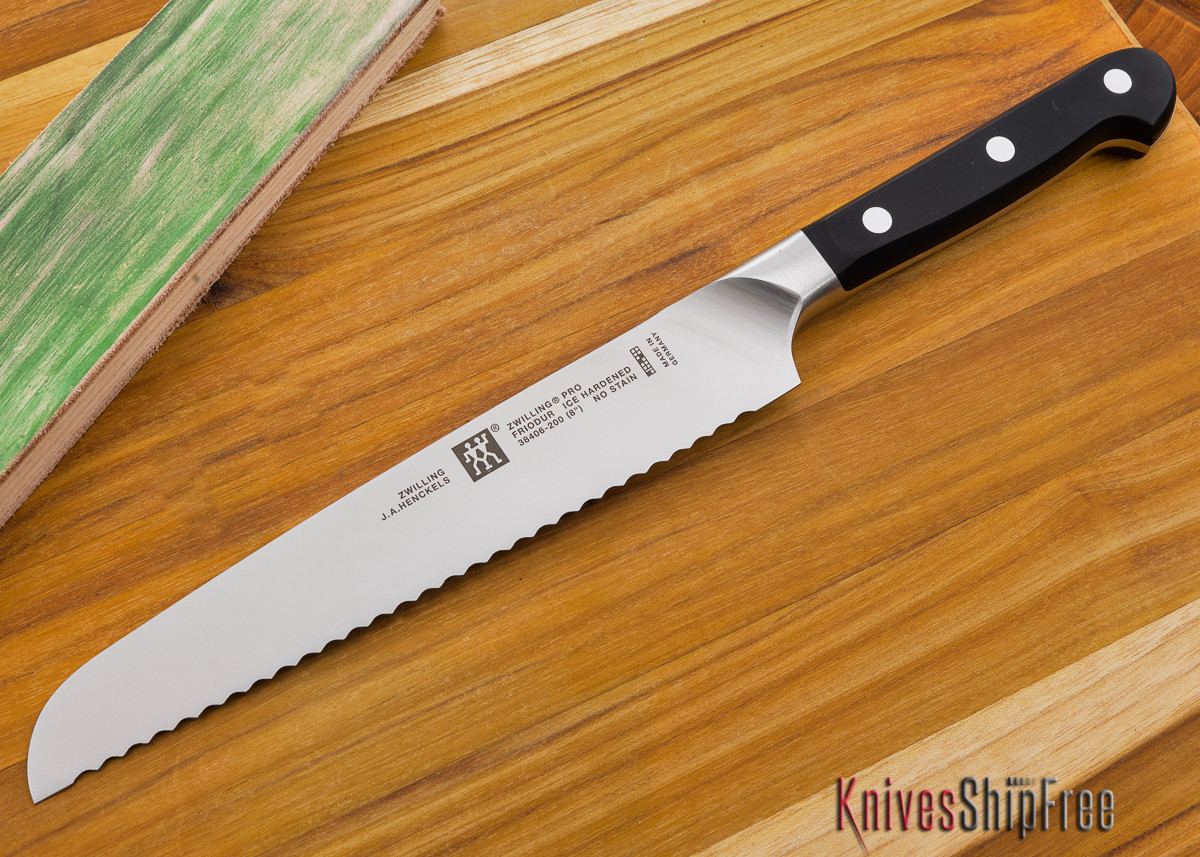"Henckels ZWILLING Pro - 8"" Bread Knife primary image"