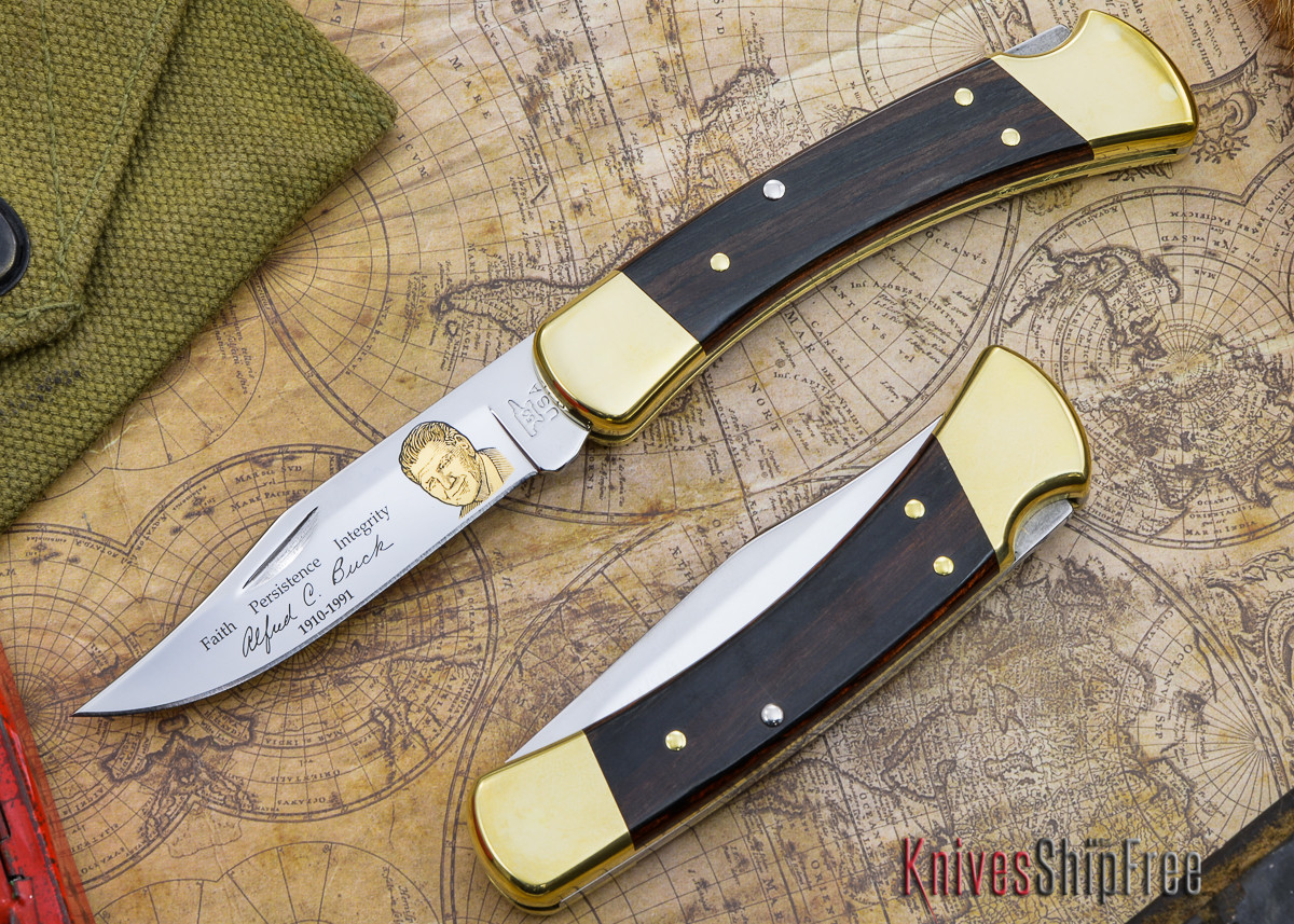Buck Knives: The Weld - 110 Folding Hunter - Limited Production primary image