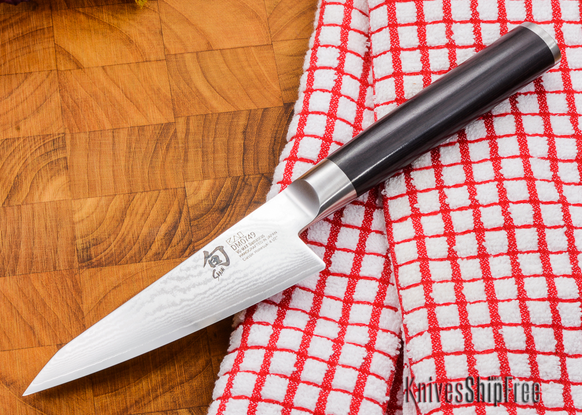 "Shun Knives: Classic Honesuki 4.5"" - DM0749 primary image"