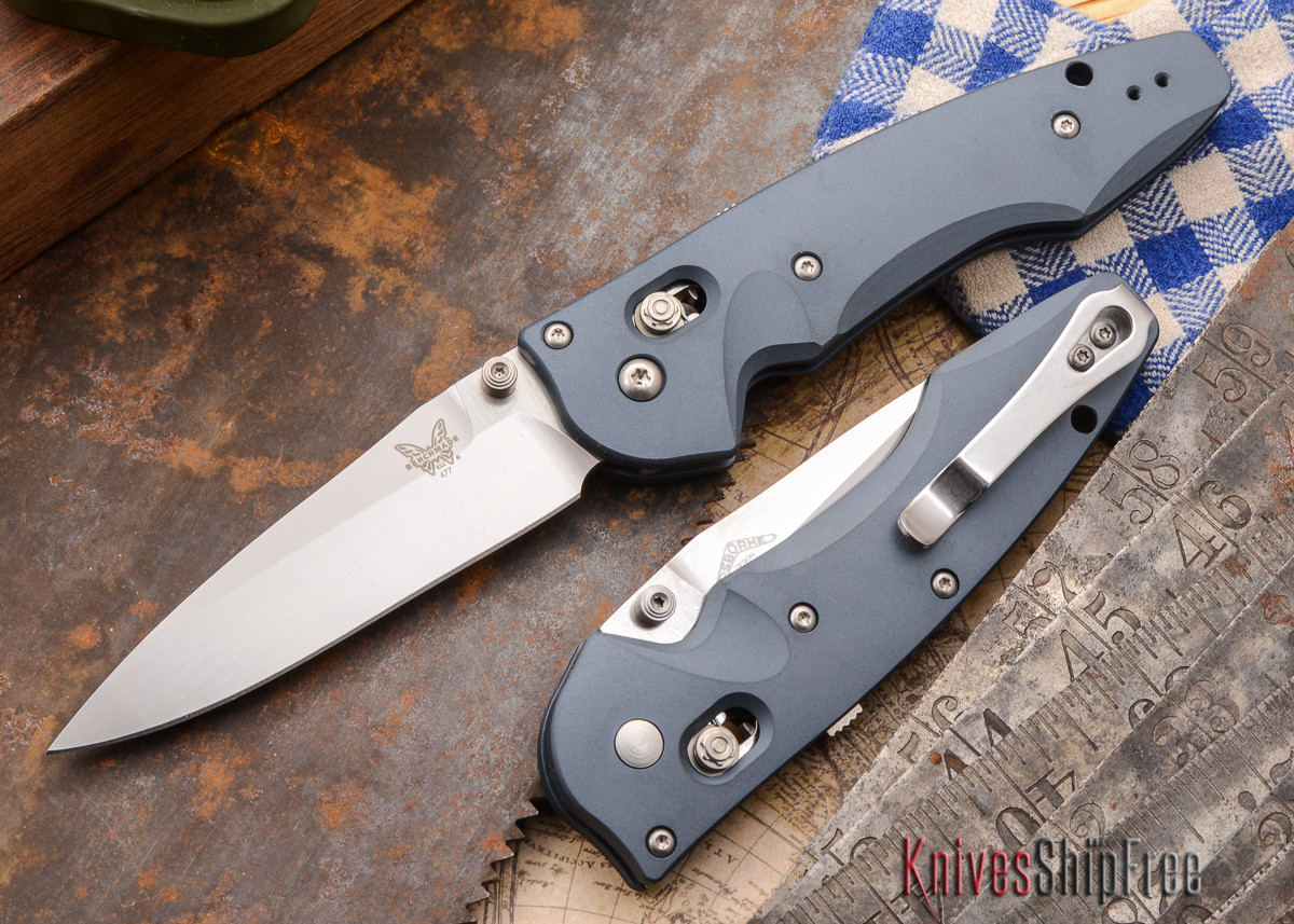 Benchmade Knives: 477-1 Osborne Emissary 3.5 - AXIS-Assist primary image