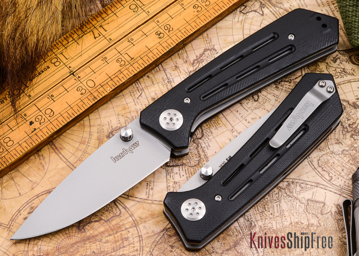Kershaw Knives: Injection 3.5 - Liner Lock - Rexford Design - 3830 primary image