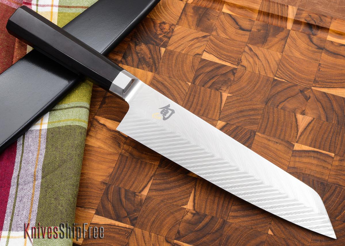 """Shun Knives: Dual Core 8"""" Kiritsuke - VG0017 primary image"""