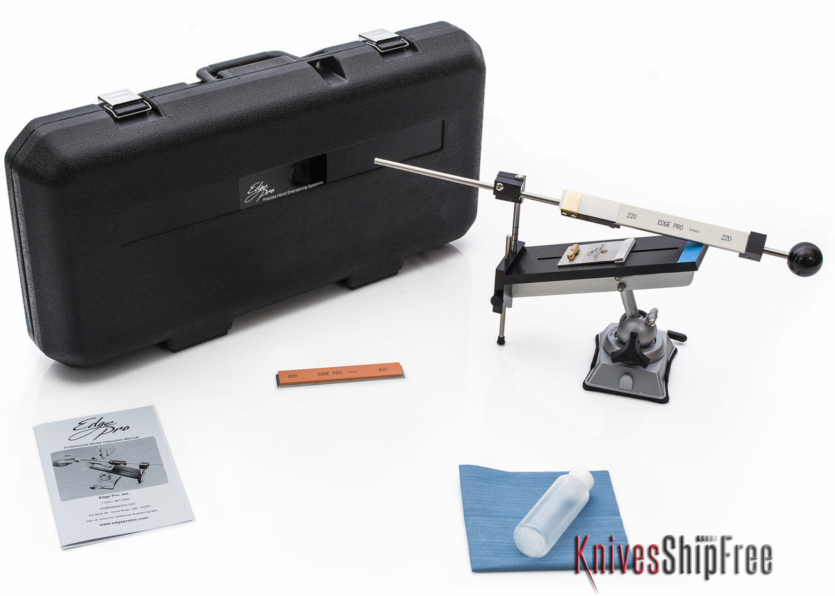 Edge Pro: Pro Kit 1 - Professional Model Sharpening System primary image