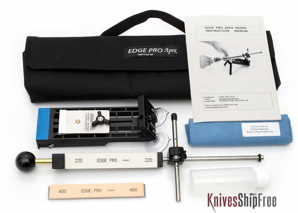Edge Pro: Apex 1 Kit - Apex Model Sharpening System primary image