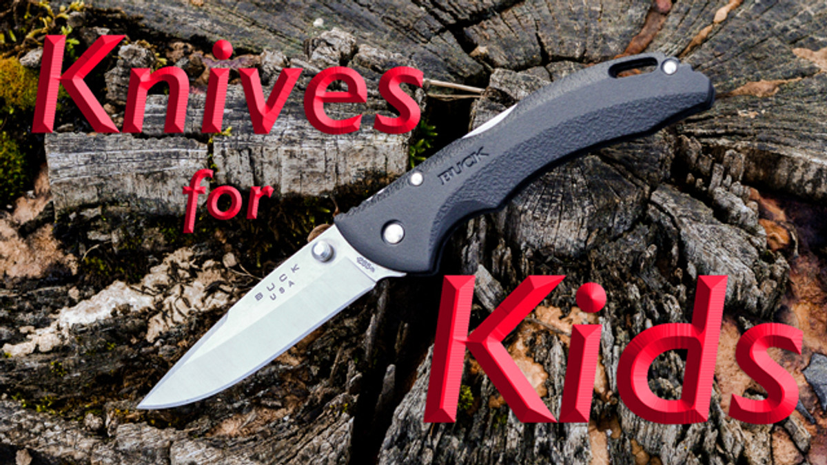 Kids First Knife primary image