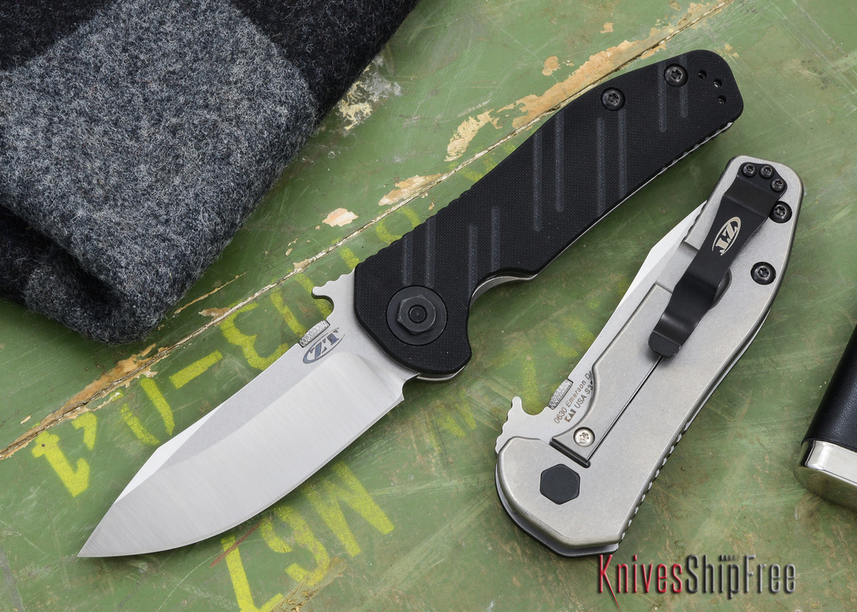 Zero Tolerance: ZT0630 - Emerson Design primary image