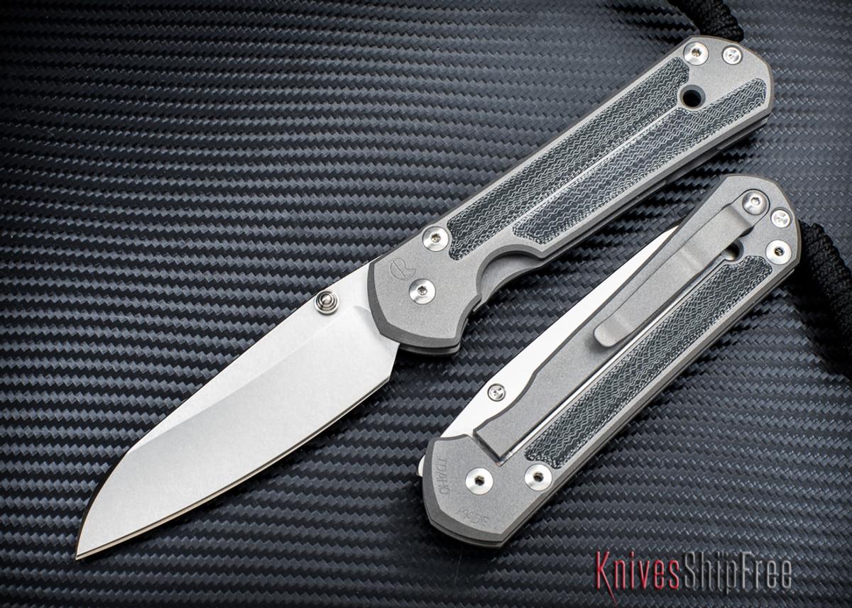 Chris Reeve Knives: Large Sebenza 21 - Insingo Grind - Micarta Inlay primary image