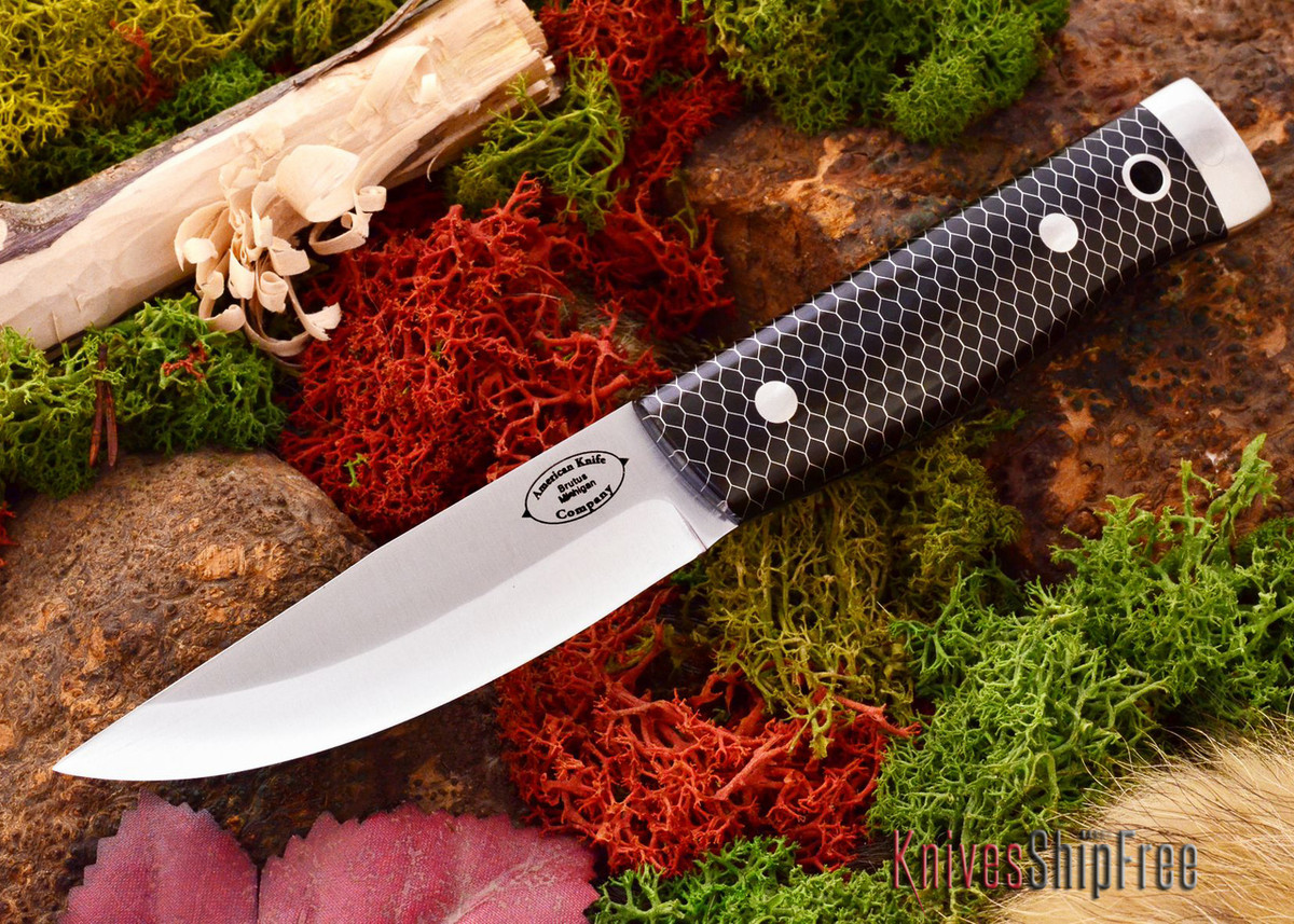 American Knife Company: Compact Forest - Black C-Tek primary image