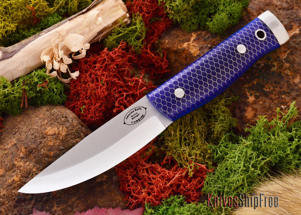 American Knife Company: Compact Forest - Blue C-Tek primary image