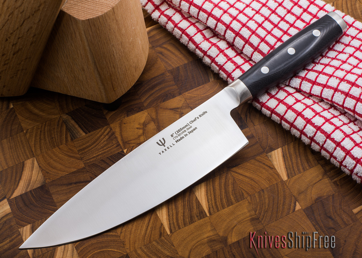 "Stratus Culinary: Dragon - 8"" Chef's Knife primary image"