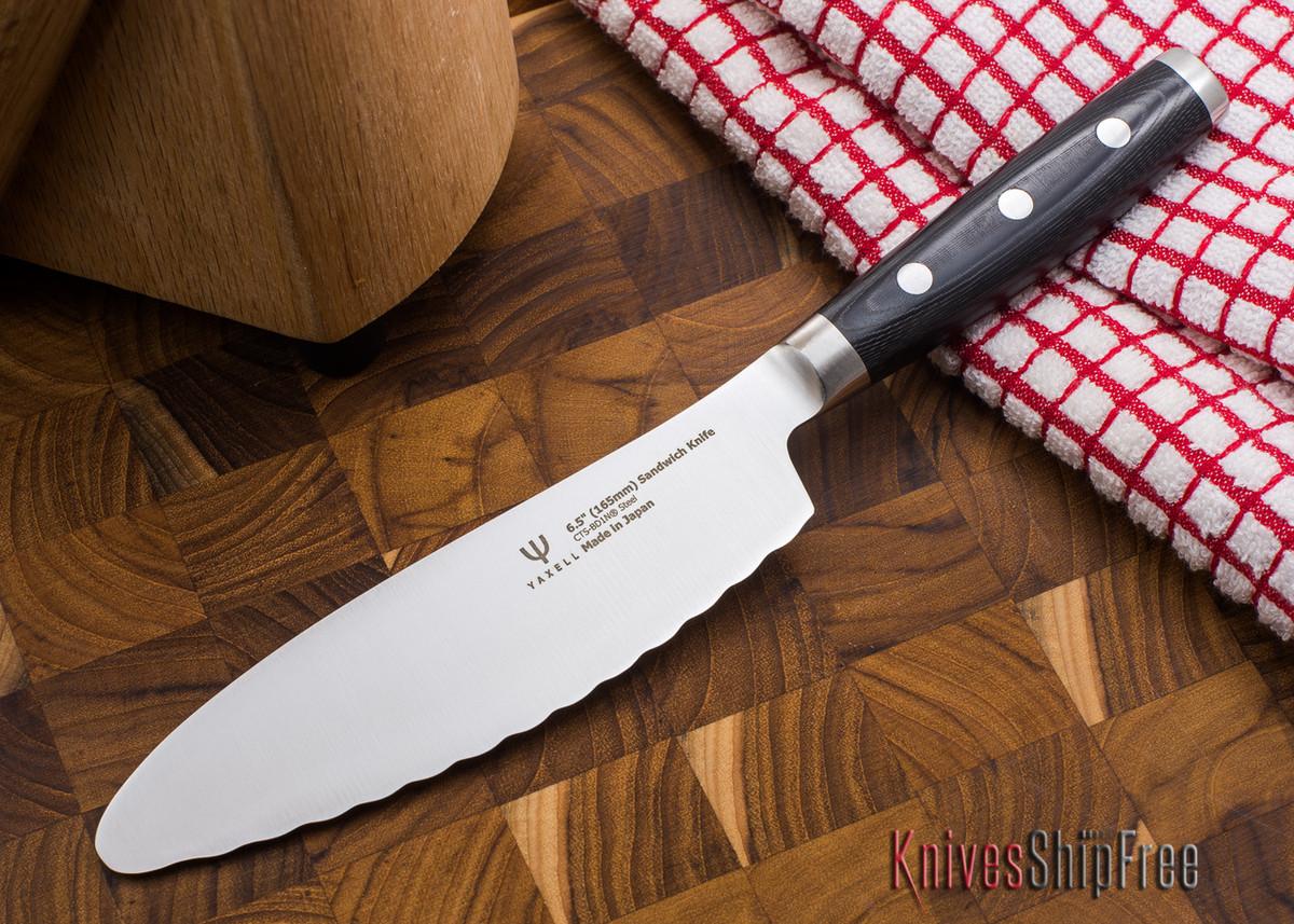 "Stratus Culinary: Dragon - 6.5"" Panini Knife primary image"