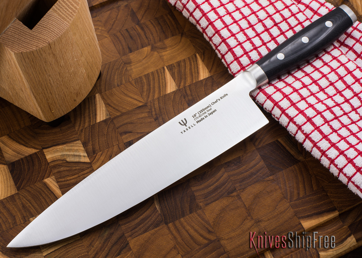 """Stratus Culinary: Dragon - 10"""" Chefs Knife primary image"""