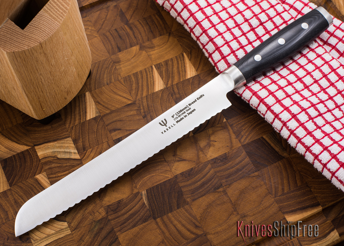 "Stratus Culinary: Dragon - 9"" Bread Knife primary image"