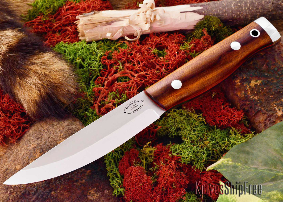 American Knife Company: Forest II - Desert Ironwood - Red Liner - #1 primary image
