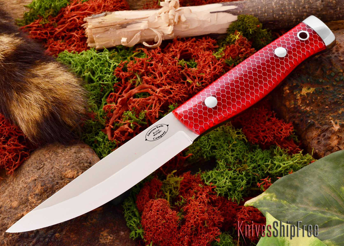 American Knife Company: Forest II - Red C-Tek primary image