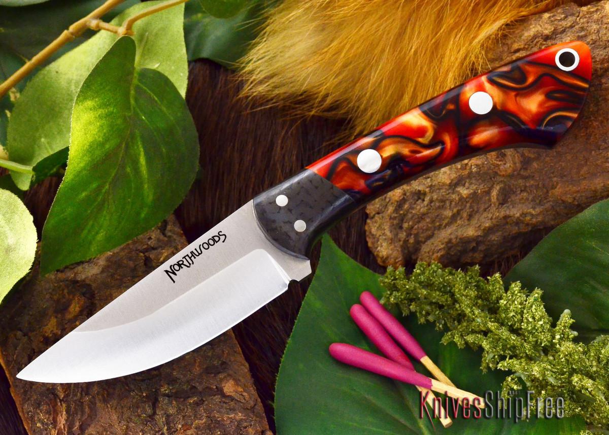 Northwoods Knives: Iron River - Bengal Kirinite primary image