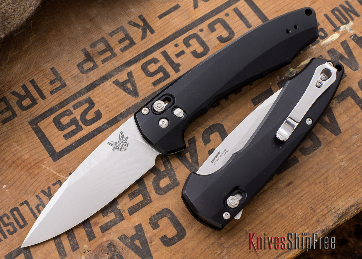 Benchmade Knives: 490 Arcane - AXIS Assist Flipper - CPM S90V primary image