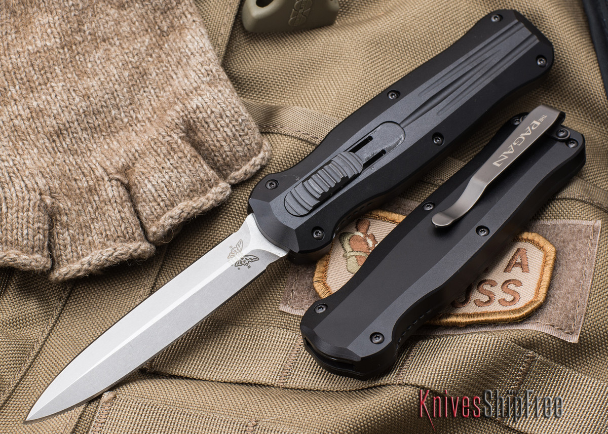 Benchmade Knives: 3320 Pagan - OTF Auto primary image