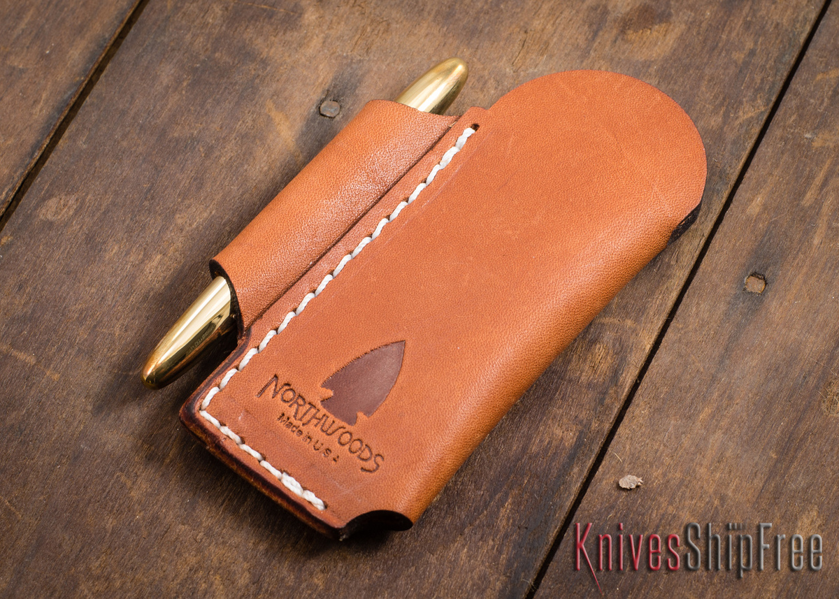 Northwoods Knives: Northwoods Pocketslip & Pen Combo primary image