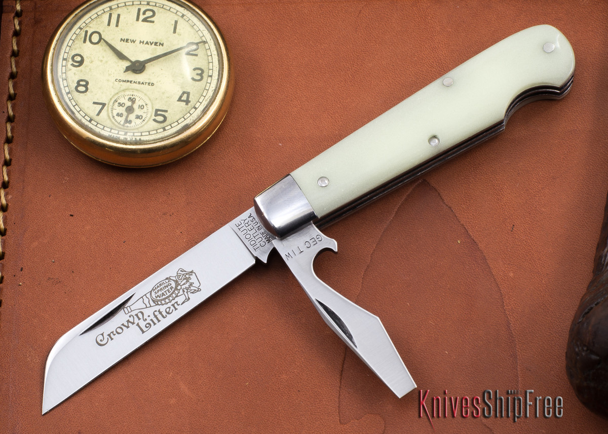 Great Eastern Cutlery: #15 - Tidioute - Crown Lifter - Nifebrite Acrylic primary image