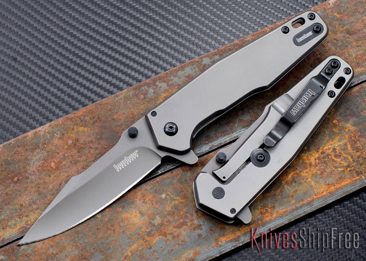 Kershaw Knives: 1557TI Ferrite