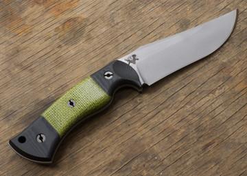 Dark Timber Knives