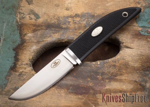Fallkniven: KKLz - Kolt - Thermorun Handle - Leather Sheath & Zytel Neck Sheath
