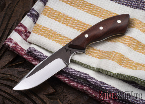 Carter Cutlery: #1113 Mini Aviator - Ironwood - Black Liners
