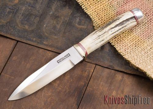 """Randall Made Knives: Gambler 5"""" - Stag - 120708"""