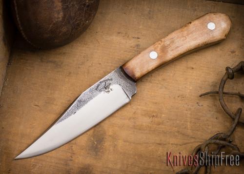 Jesse Hemphill Knives: Cumberland - Birdseye Oak #1