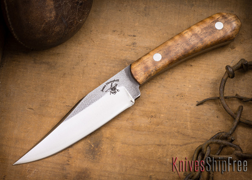 Jesse Hemphill Knives: Cumberland - Koa #3