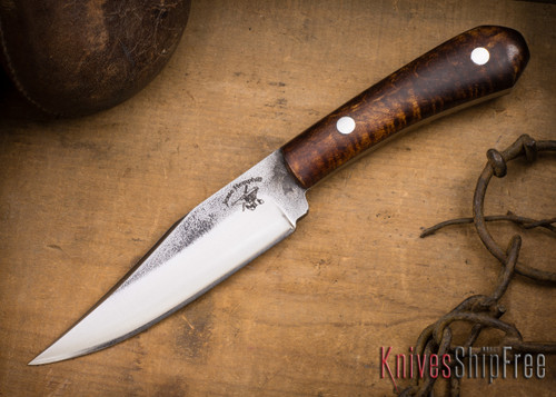 Jesse Hemphill Knives: Cumberland - Dark Maple #2
