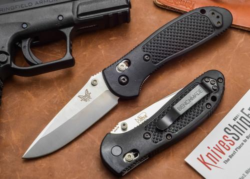 Benchmade Knives: 551 Griptilian - Modified Drop Point