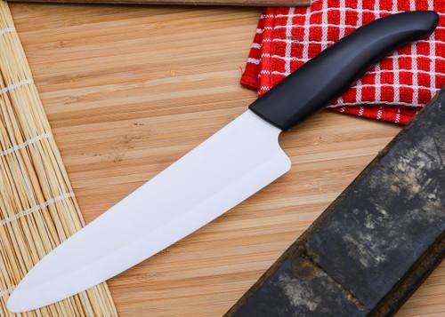"Kyocera: Revolution 7"" Ceramic Professional Chef's Knife"