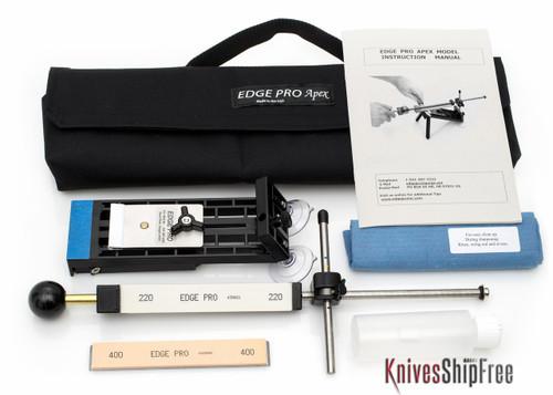 Edge Pro: Apex 1 Kit - Apex Model Edge Pro Sharpening System