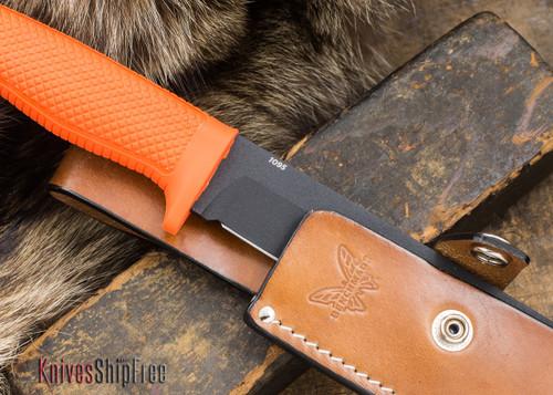 Benchmade Knives: 153BK Jungle Bolo - Black Blade