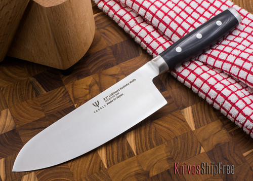 "Stratus Culinary: Dragon - 7.5"" Santoku Knife"
