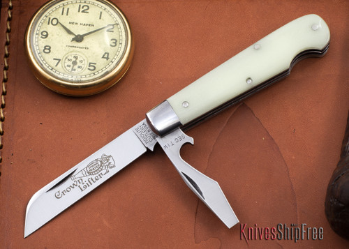 Great Eastern Cutlery: #15 - Tidioute - Crown Lifter - Nifebrite Acrylic
