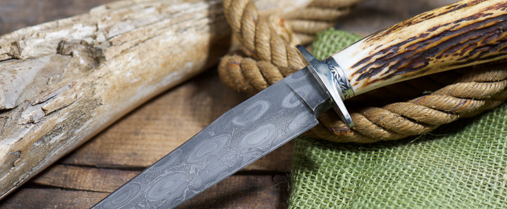 Custom Knives - Jeff Murison Knives