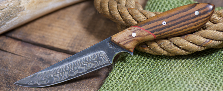 Custom Knives - Murray Carter Knives
